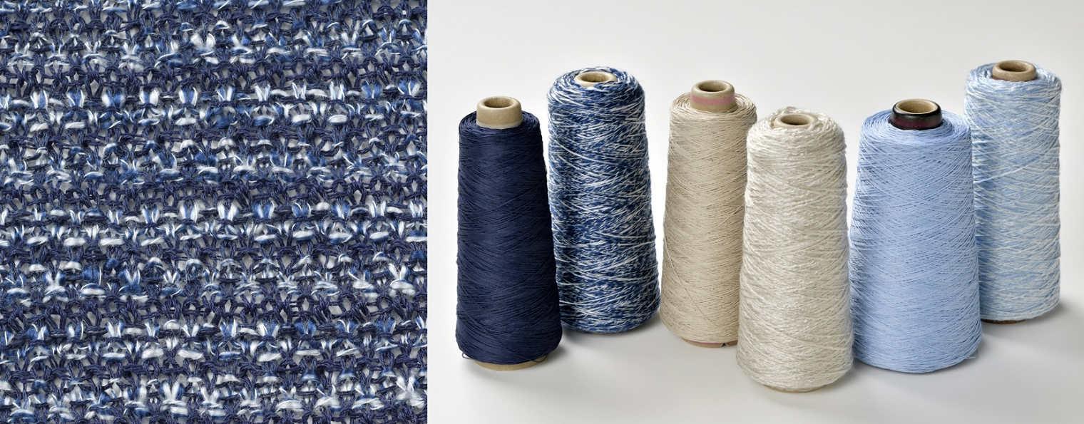 nico ストールポンチョ 風を通すざっくり編み ツイード